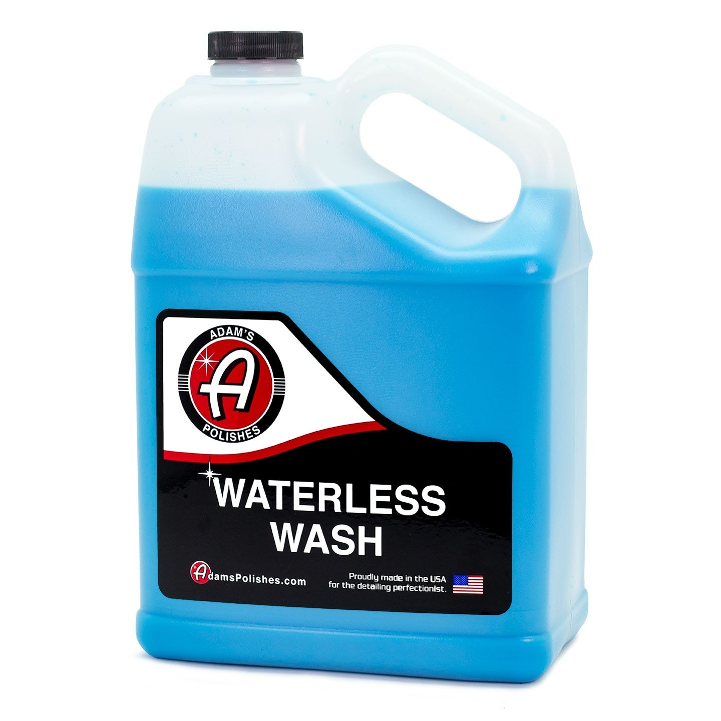Adam's Waterless Wash Gallon - Made With Advanced Emulsifiers and Special Lubricants - Eco-Friendly Waterless Car Washing With No Hoses, No Water, No Messes