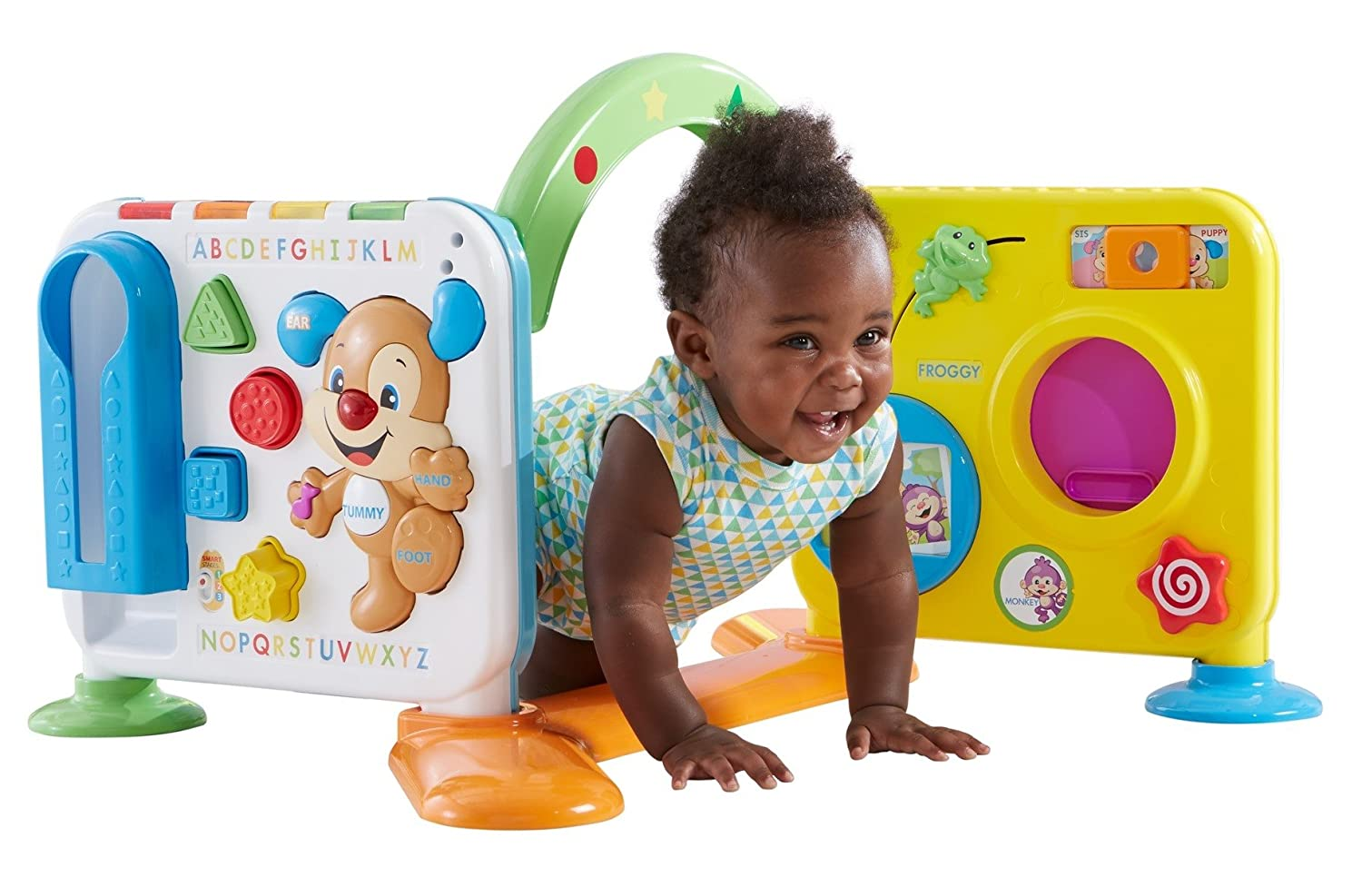 baby activity center toddler crawl fisher price interactive learning toy gift 710165685546 ebay. Black Bedroom Furniture Sets. Home Design Ideas