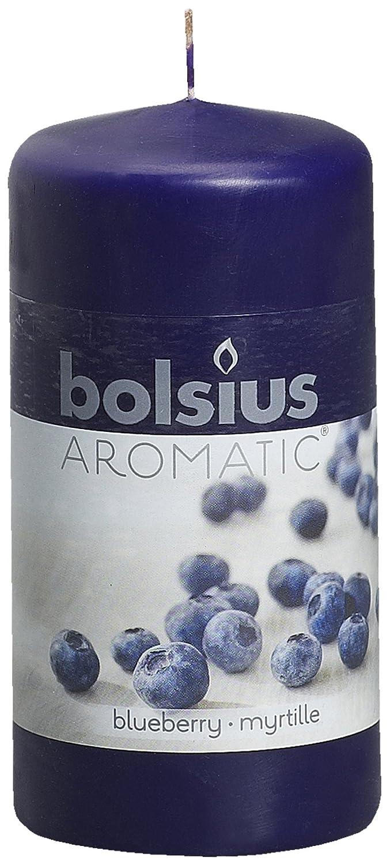 Ivyline Bolsius - Candela profumata al Mirtillo, 120 x 60 mm 103626640191