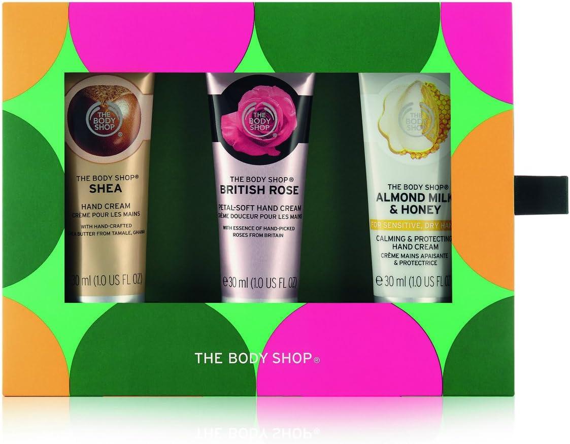 Handfuls of Happiness   Hand Cream Gift   The Body Shop®