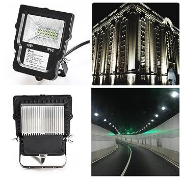 DM Spot Foco LED exterior SMD 2835 WW - Foco proyector Led en ...