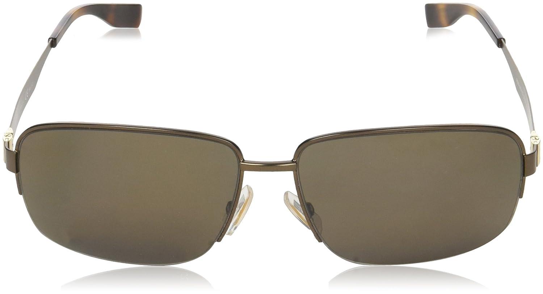 Boss Herren Sonnenbrille » BOSS 0619/F/S«, braun, Q7X/SP - braun/braun