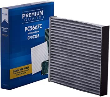 Fits Jaguar XF 3.0 D Genuine Blue Print Activated Carbon Cabin Filter