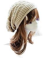 Lisli New Unisex Fashion Hip-hop Hat Warm Knitted Crochet Slouchy Baggy Beanie Hat Cap