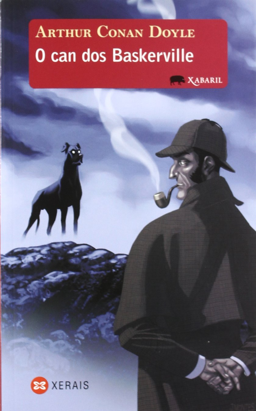 O Can Dos Baskerville / The Hound of the Baskervilles (Galician Edition) PDF