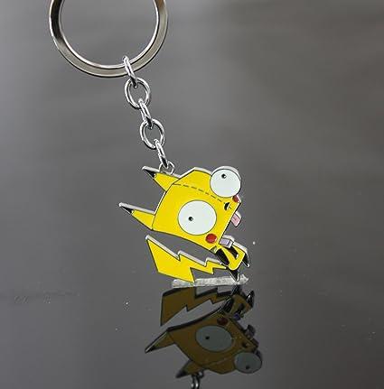Amazon.com: Invader Zim Alien Gir Robot Glitter Pikachu Gir ...