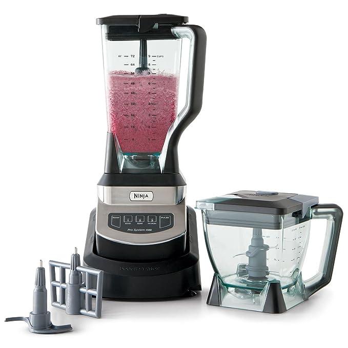 Amazon.com: Ninja Cocina Sistema 1100 – Modelo nj602 con ...