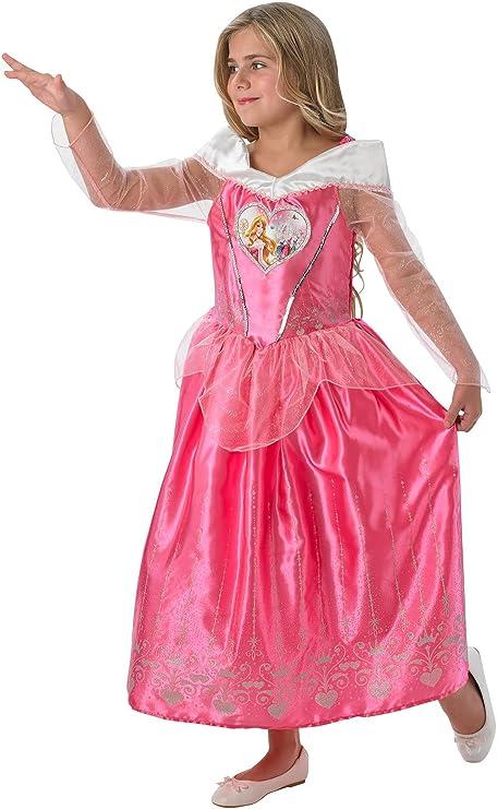 Disfraz Oficial de la Bella Durmiente, de RubieS, para niños de 9 ...