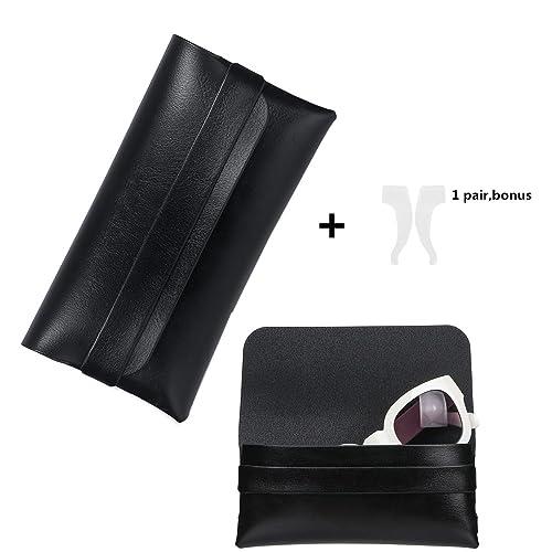 xhorizon - Funda de gafas - para mujer negro negro Talla única