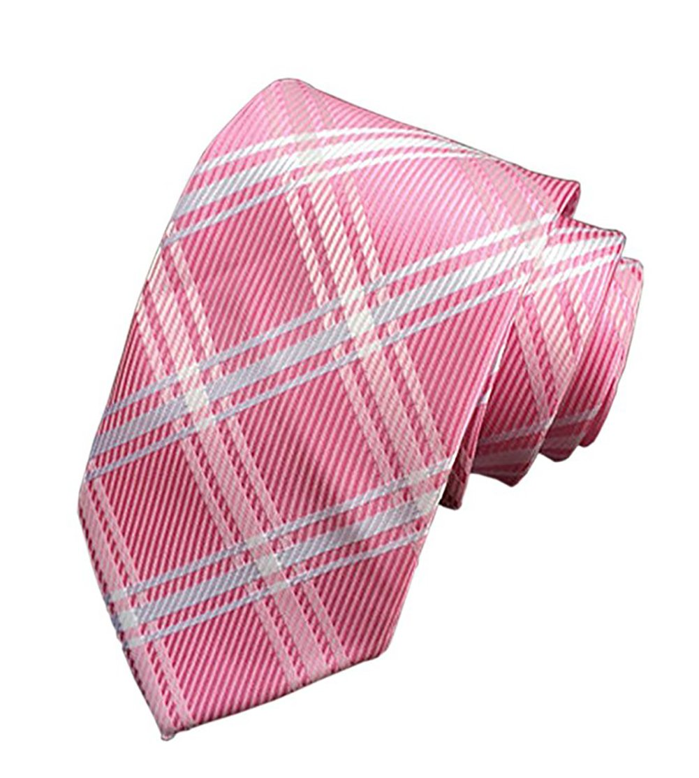 EKOO® - Corbata de seda para 19399 hombre clásica B01MCUXJA6 seda ...
