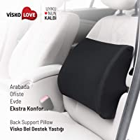Visko Love Back Support Pillow / Visko Love Bel Destek Yastığı