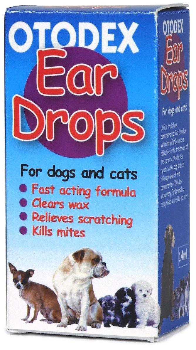 (OTODEX) Veterinary Ear Drops 14ml OTO150