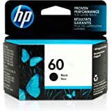 HP 60 | Ink Cartridge | Black | CC640WN