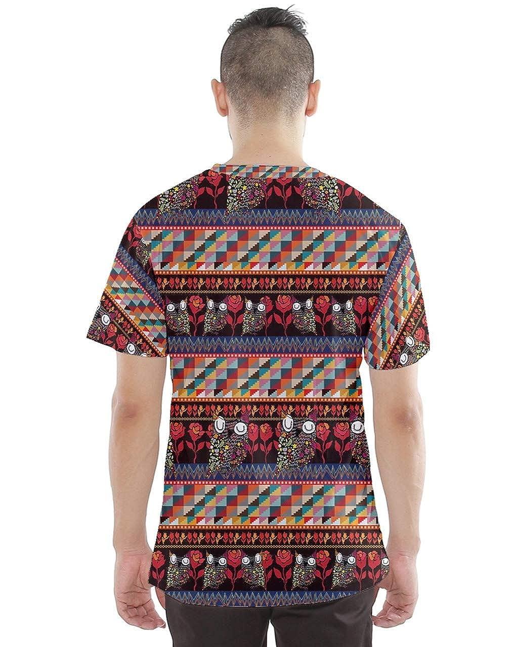 Amazon.com: CowCow - Camiseta para hombre, diseño de búhos ...
