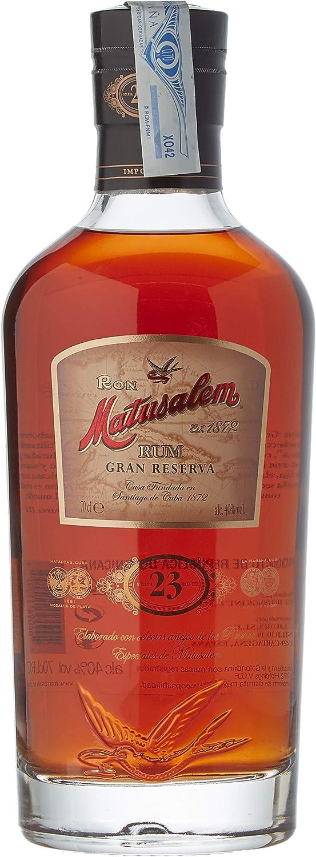 Ron Matusalem 23 años 70 Cl: Edición especial suscripción ...