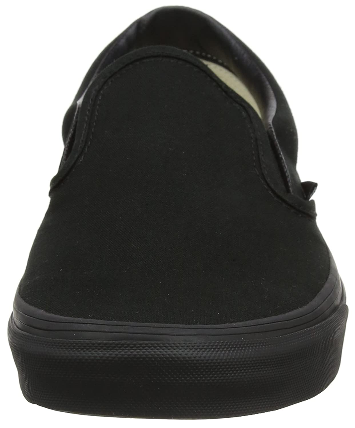 Vans Unisex Classic (Checkerboard) Slip-On Skate Shoe B00V6K70P6 6 D(M) US |Black/Black