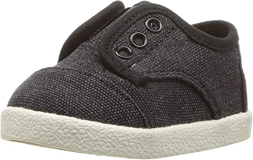 Gray NEW Big Girls Size 5.5 **Toms Paseo 10013080 Comfort Sneakers