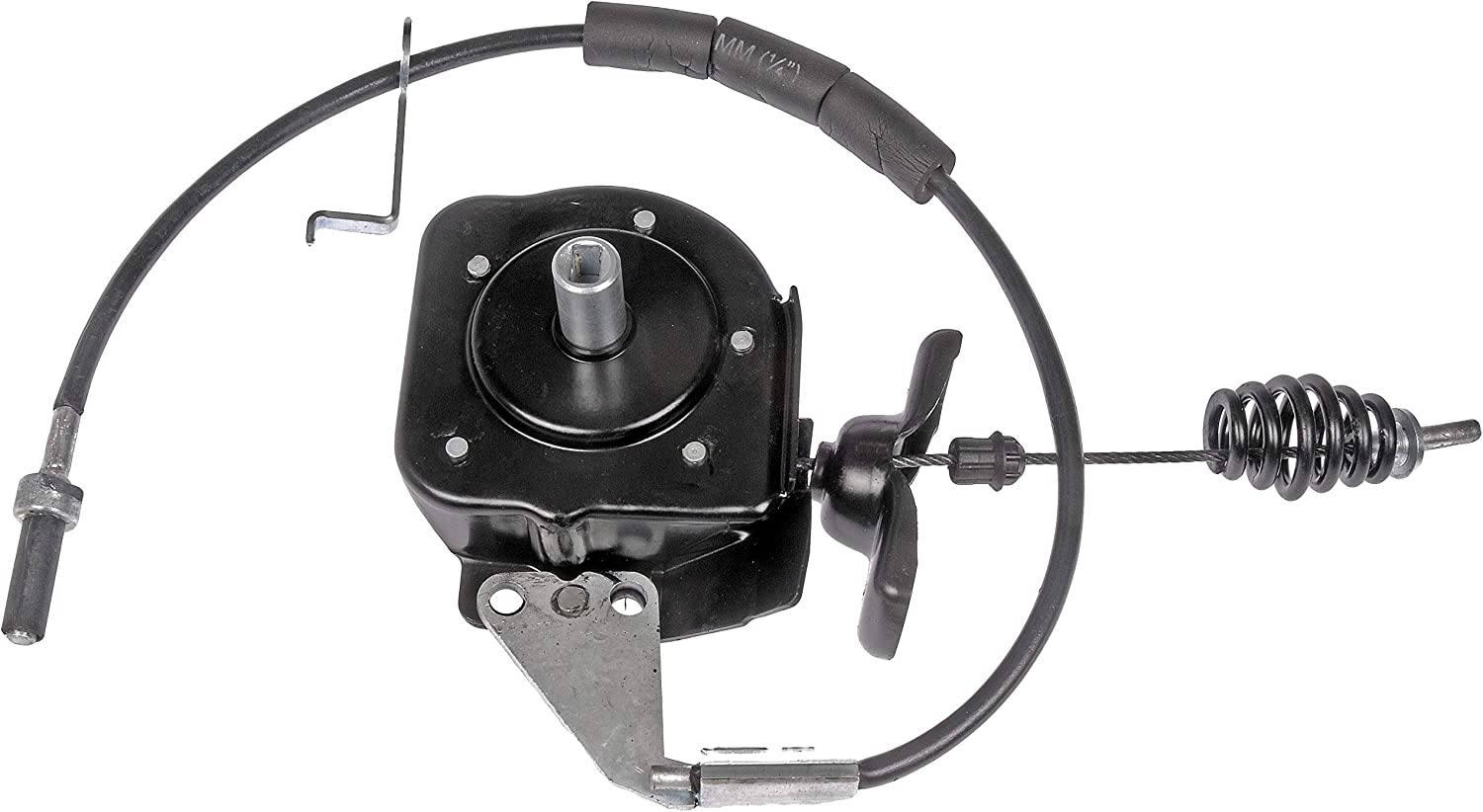 APDTY 035623 Spare Tire Cable Hoist Crank Holder Assembly Fits 2005-2012 Ford Escape 2005-2011 Mercury Mariner Replaces Ford 9L8Z-1A131-B, 9L8Z1A131B