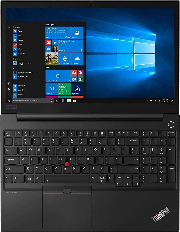 "2020 Lenovo ThinkPad E15 (Newer Version of E590) 15.6"" FHD Business Laptop Computer, AMD Octa-Core Ryzen 7-4700U (Beats i7-1065G7), 16GB DDR4, 256GB PCIe SSD, Windows 10 Pro, BROAGE 64GB Flash Drive"