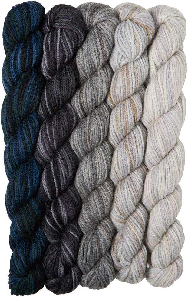 Knit Picks Stroll Mini Packs Merino Sock Yarn (Coastal)