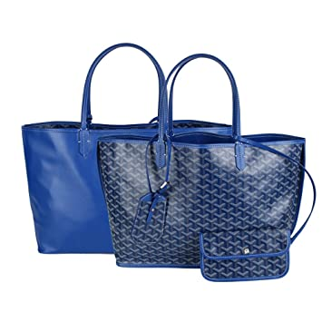 Amazon.com  Stylesty PU leather Reversible Shopping Tote Bag for Women a82ff07657fa1