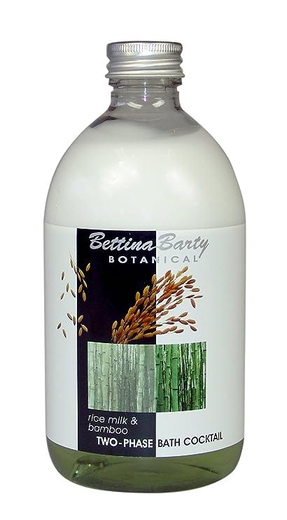 Bettina Barty 1227 Botánico de dos fases Baño cóctel leche de arroz y bambú, 500