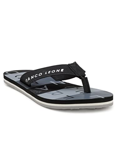 e46478d7fc6a Franco Leone Men s Flip-Flops  Buy Online at Low Prices in India - Amazon.in