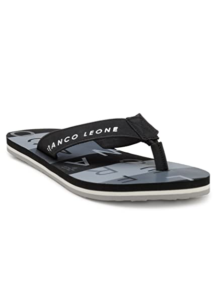 26ab92437ad6 Franco Leone Men s Flip-Flops  Buy Online at Low Prices in India - Amazon.in