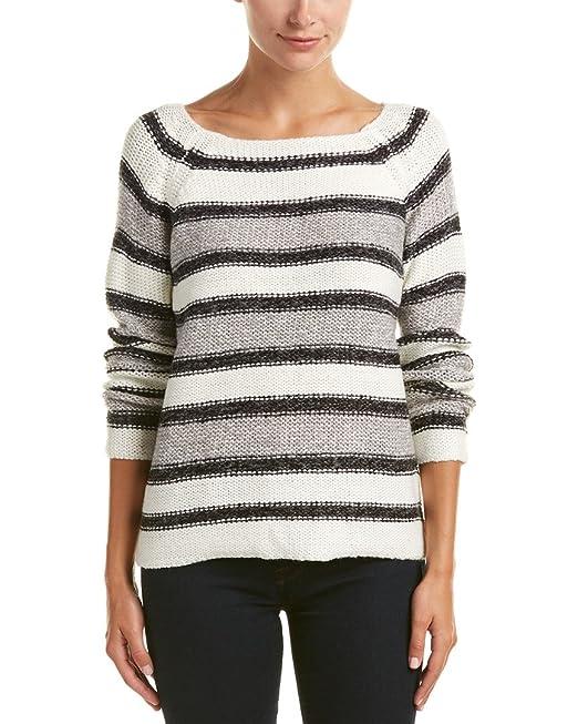 Vero Moda Blusas para Mujer Maglione a righe Vmmandy - Grigio-S