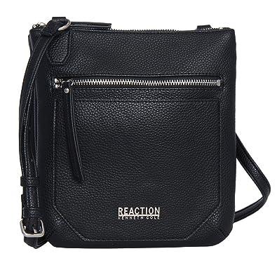 364e36cd3d3 Kenneth Cole Reaction Cassady Mini Cross body Bag (Black)  Amazon.co.uk   Shoes   Bags