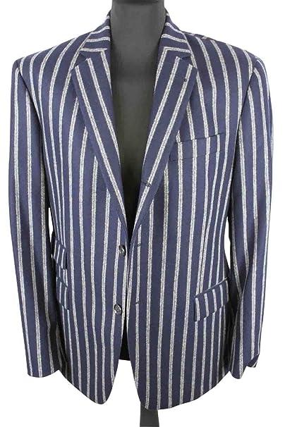 Hackett para hombre Blazer chaqueta de hípica para niños o cama de matrimonio de los deportes de 42R/de lana Exclusive 52R 100% H124: Amazon.es: Ropa y ...