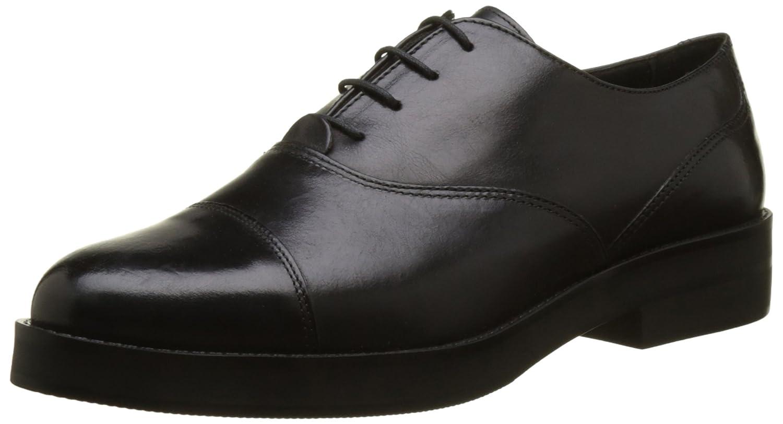 Soldini 20247-t-t33 - Zapatos Brogue Mujer 35 EU Negro (Nero Nero)