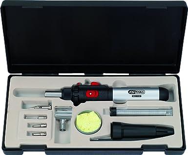 KS Tools 960.1160 Juego de microsoldadura, 10 pzs.