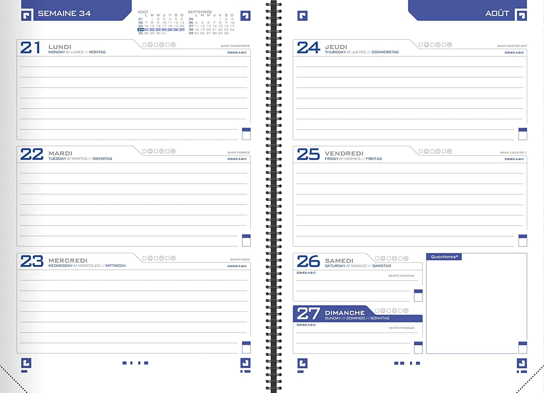 Oxford 100735779 Student – Agenda escolar (semanal 2018 – 2019 1 ...