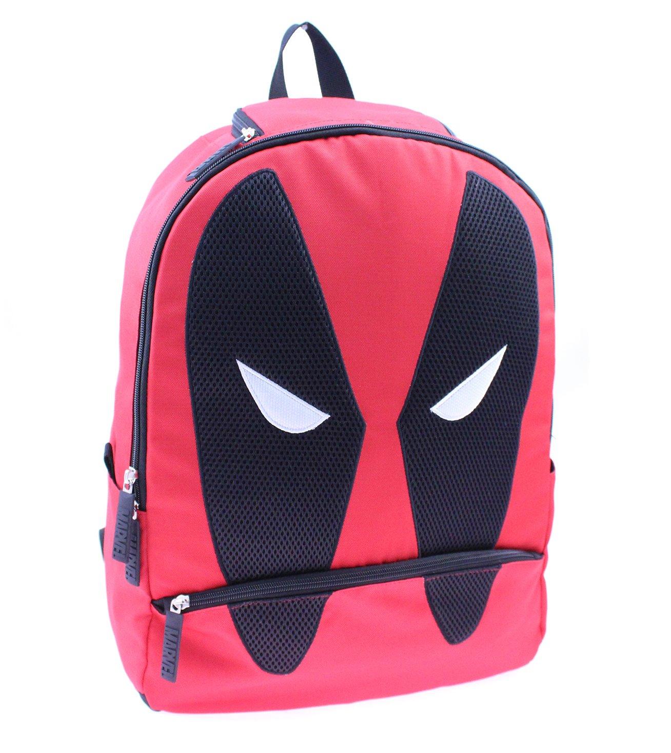 Marvel Deadpool Children's Backpack, Red DL28229-SC-RE