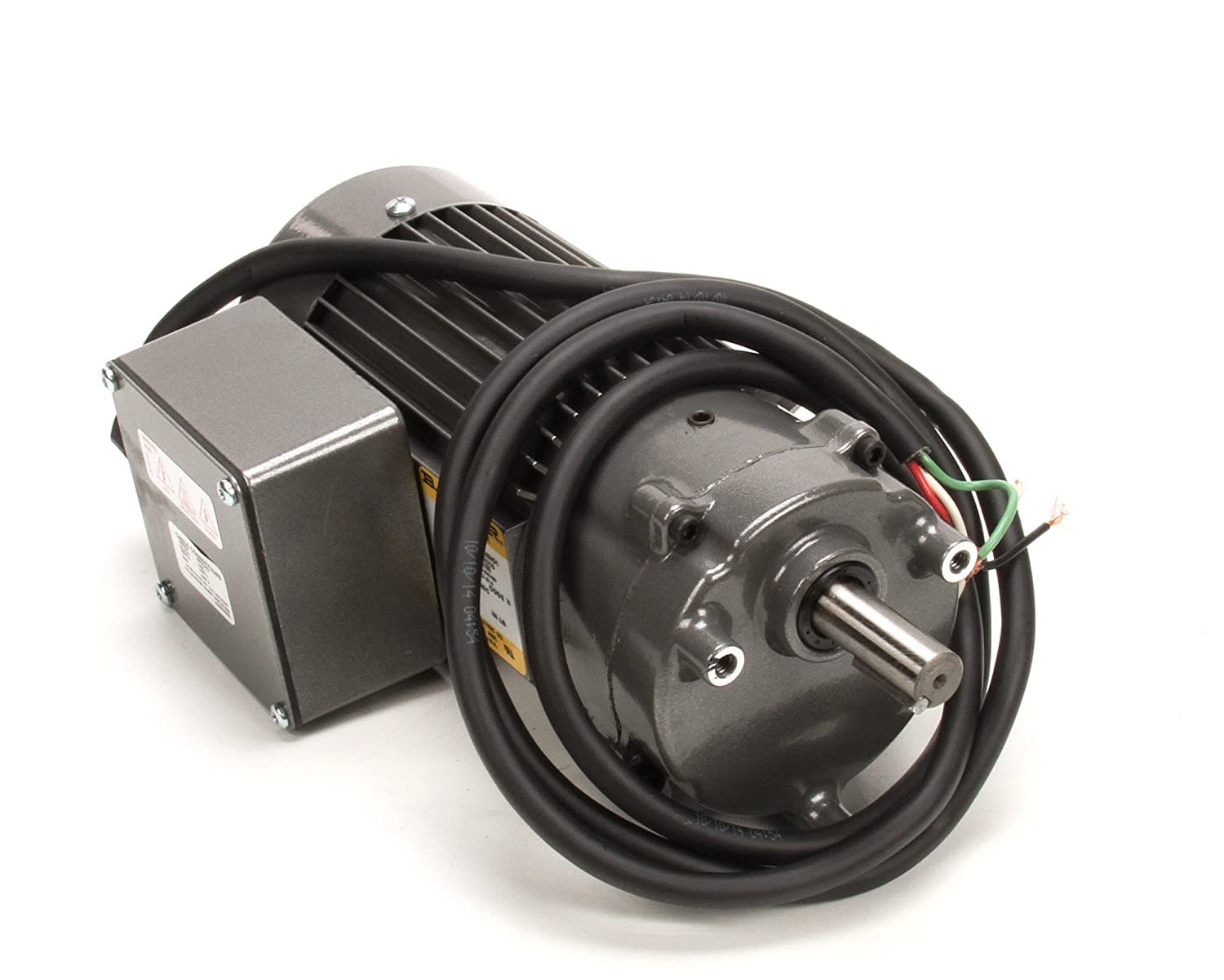 "B00EC8R22U Champion - Moyer Diebel 113732 Gear Motor, 1/6 hp, Multi-Volt, 17"" Height, 11"" Width, 8"" Length 718AcNs0n5L._SL1500_"