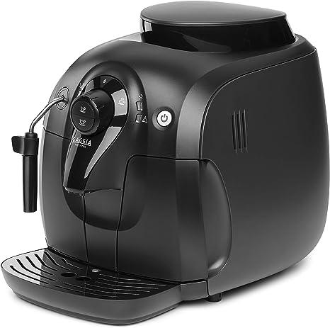 Gaggia Besana RI8081 - Cafetera automática para espresso y capuchino, café en granos: Amazon.es: Hogar