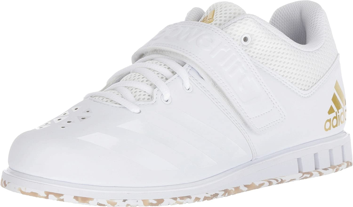 Blanc blanc or Metallic adidasPowerlift.3.1 - Powerlift.3.1 Homme 47 EU
