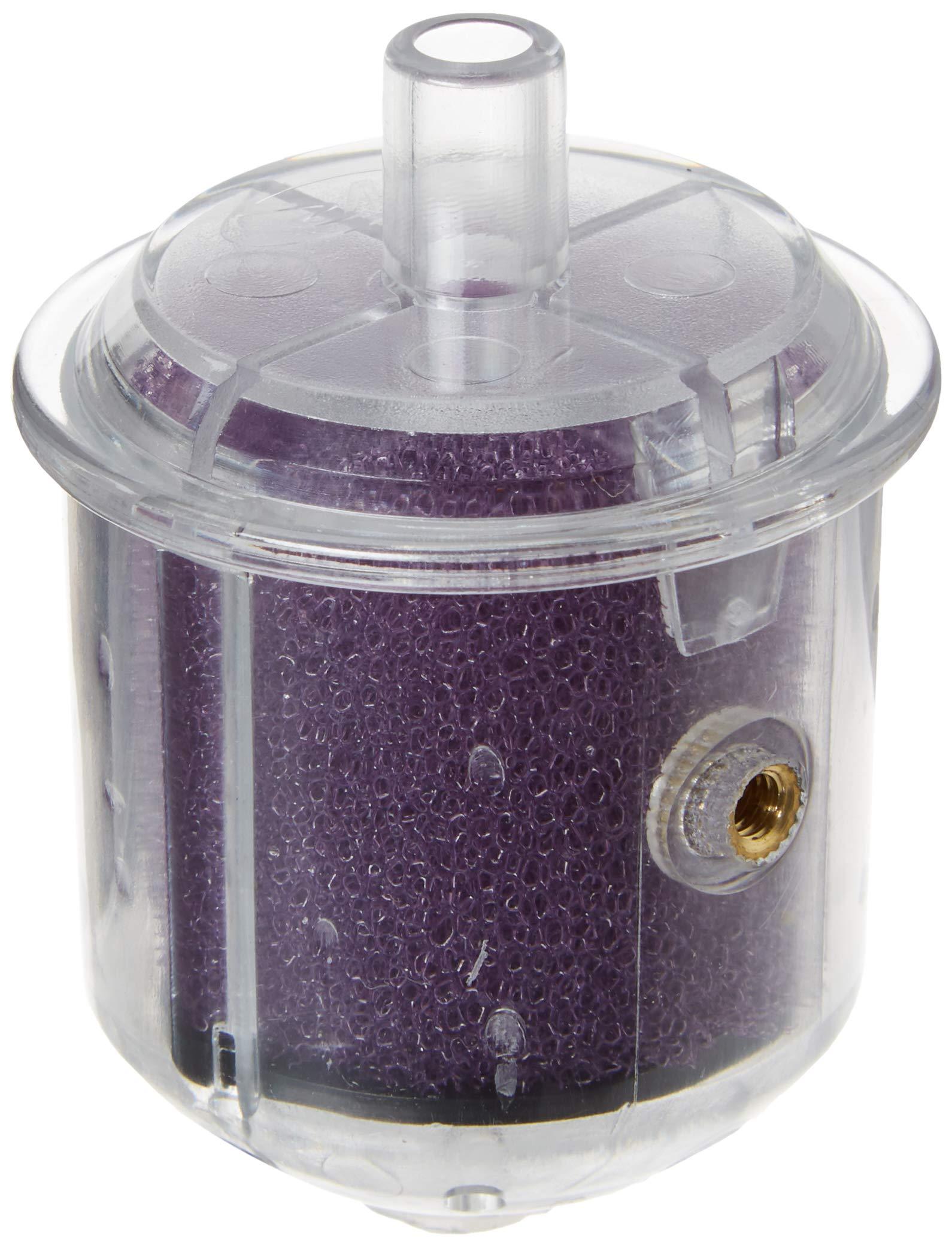 Weapon-R 816-111-105 Super Matrix Breather Filter, Purple