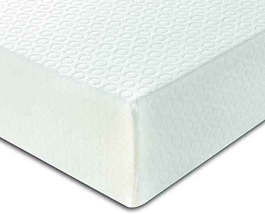 DURA TRIBE GoldenSleep Smart orthopaedic memory foam mattress For Heavy People - Easy To Maintain
