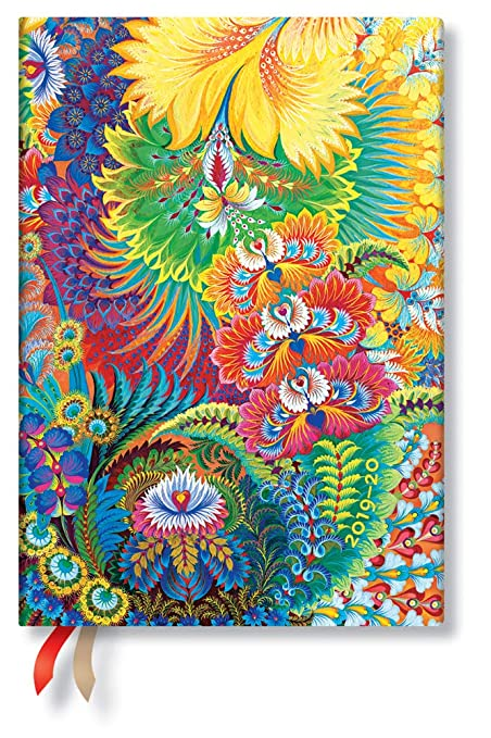 Amazon.com : Paperblanks 18 Month Planner & Calendar with ...