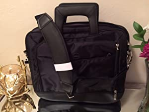 """Dell 0XKYW7 Business Laptop Carrying Case Black For 16"""" Laptops - XKYW7"""