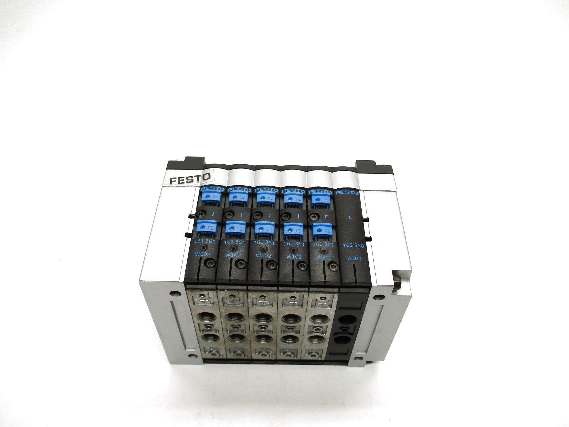 FESTO CPV14-VI-10P-14-6C-MP-R-Y-4JCL+U NSNP