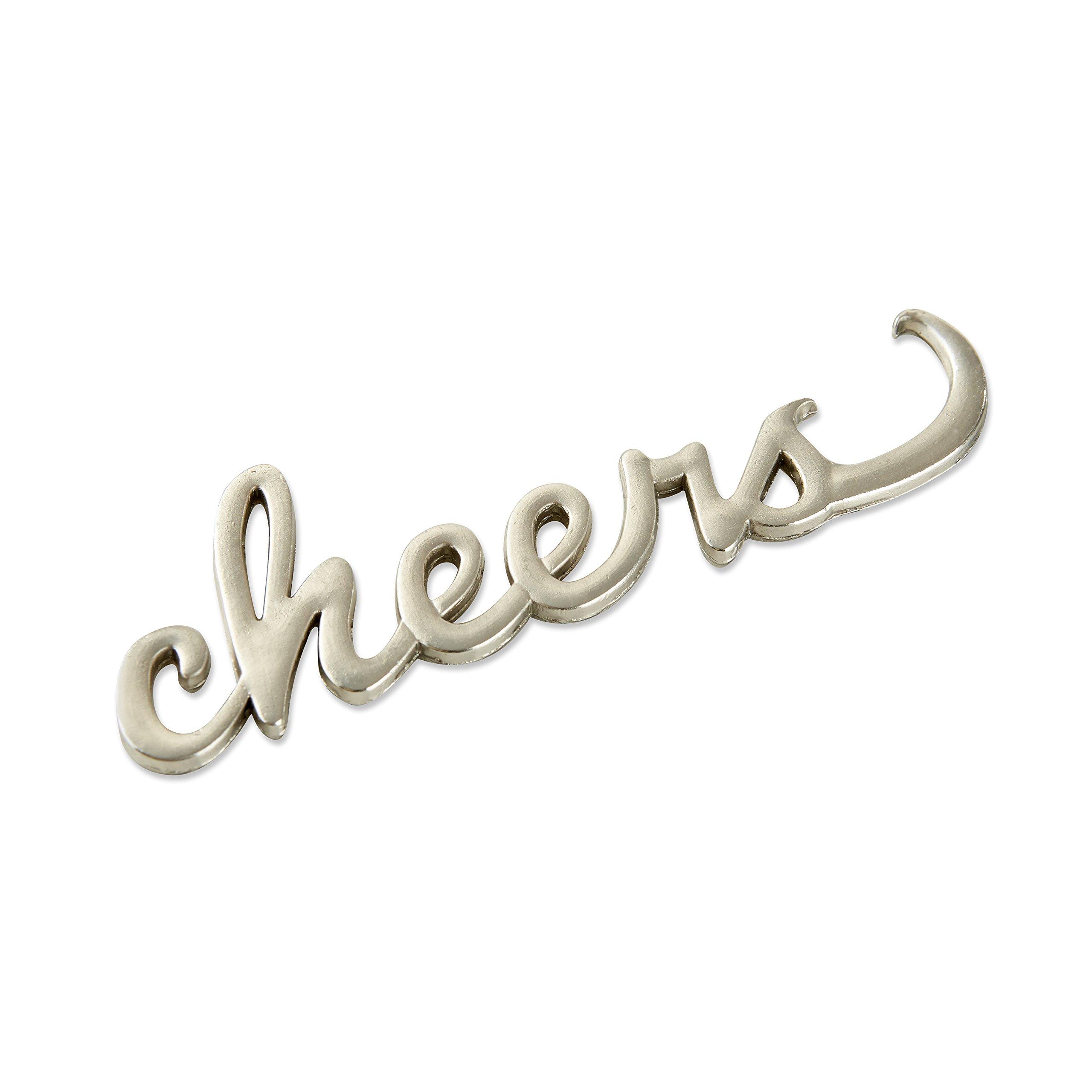 Cheers Bottle Openers (108, Silver)