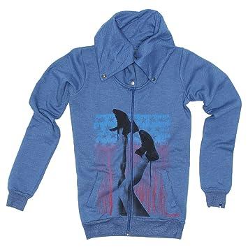 BILLABONG lenalo Zip Sweater - Chaqueta para Mujer, Mujer, Indigo Heather, Small: Amazon.es: Deportes y aire libre