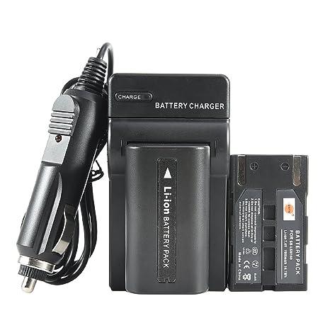 Amazon.com: DSTE® 2 x SB-LSM160 + DC40 Travel de batería y ...