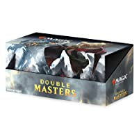 Magic: The Gathering Double Masters Draft Booster Box   24 Packs (360 Cards)   2...