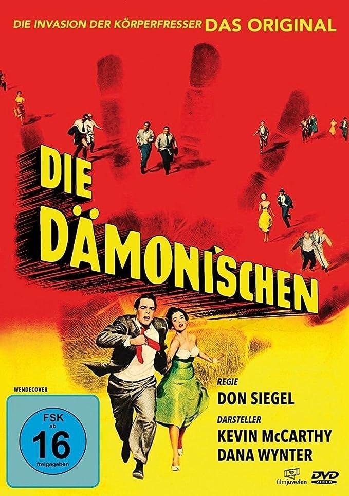 Die Dämonischen: Die Invasion der Körperfresser - Das Original [Alemania] [DVD]