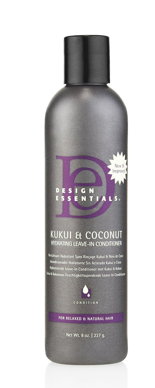 Amazoncom Design Essentials Strengthening Kukui Coconut