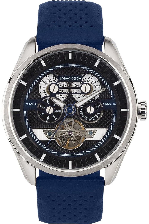 Timecode Gravity 1687 Herren-Armbanduhr Analog Automatik TC-1017-02